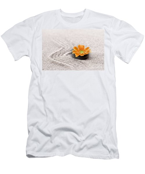 Sand Garden Men's T-Shirt (Athletic Fit)