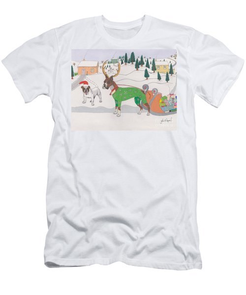 Santas Helpers Men's T-Shirt (Athletic Fit)