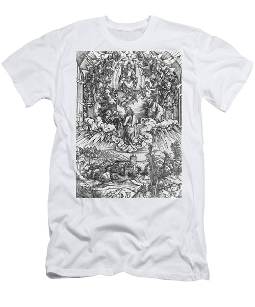 Scene From The Apocalypse Men's T-Shirt (Athletic Fit)