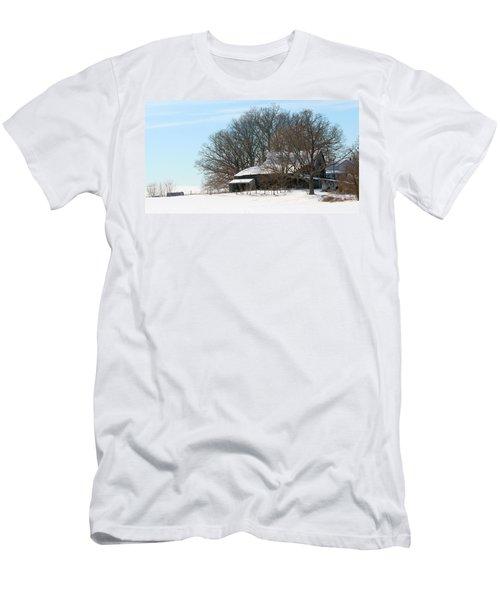 Scenic Wayne County Ohio Men's T-Shirt (Athletic Fit)