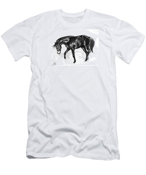 Scottish Gold - Registered Thoroughbred Men's T-Shirt (Athletic Fit)