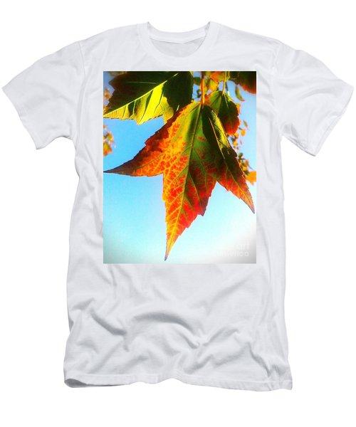 Men's T-Shirt (Slim Fit) featuring the photograph Season's Change by James Aiken