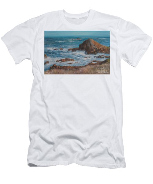 Seaspray Men's T-Shirt (Athletic Fit)