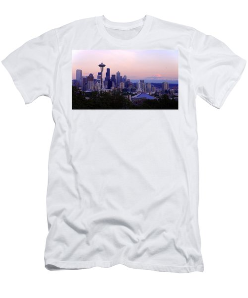 Seattle Dawning Men's T-Shirt (Athletic Fit)
