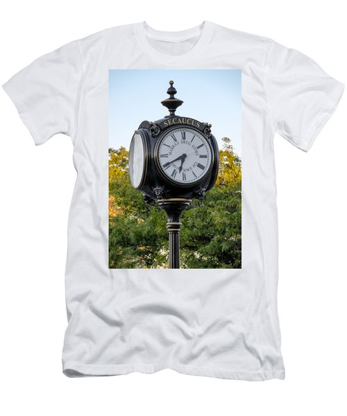 Secaucus Clock Marras Drugs Men's T-Shirt (Athletic Fit)