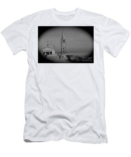 Secret Caorle Men's T-Shirt (Athletic Fit)