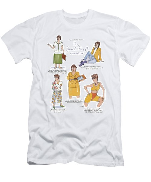 Selections From The Janet Reno Collection Men's T-Shirt (Athletic Fit)