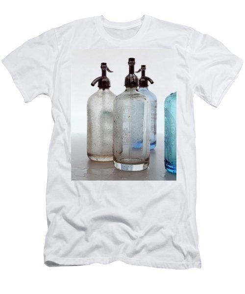 Seltzer Bottles Men's T-Shirt (Athletic Fit)
