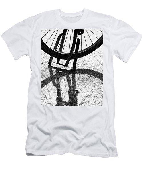 Semi-circles Men's T-Shirt (Athletic Fit)
