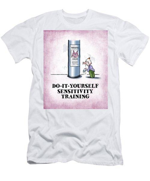 Sensitivity Training Men's T-Shirt (Athletic Fit)
