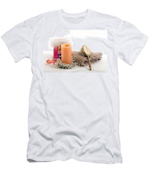 Men's T-Shirt (Slim Fit) featuring the photograph Serenity by Gunter Nezhoda