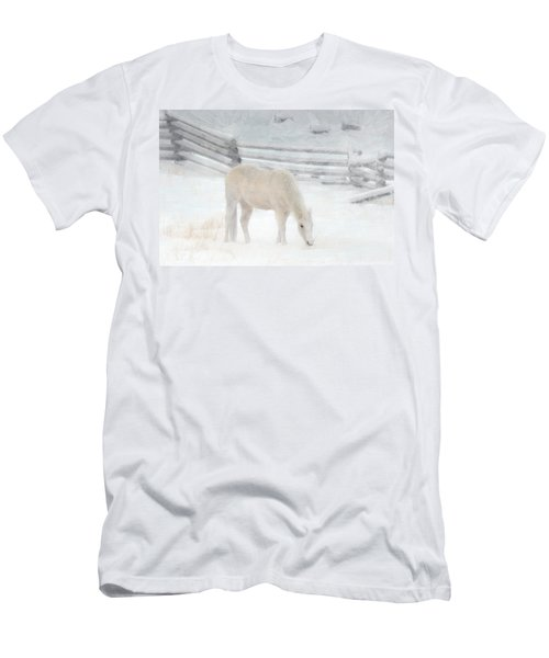 Shades Of Pale Men's T-Shirt (Slim Fit) by Ed Hall