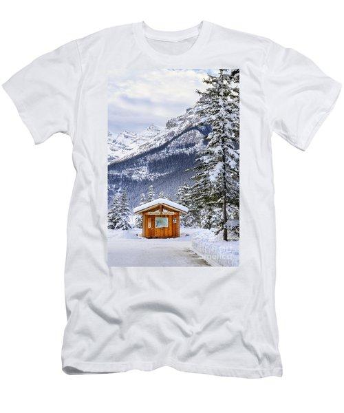 Silent Winter Men's T-Shirt (Athletic Fit)
