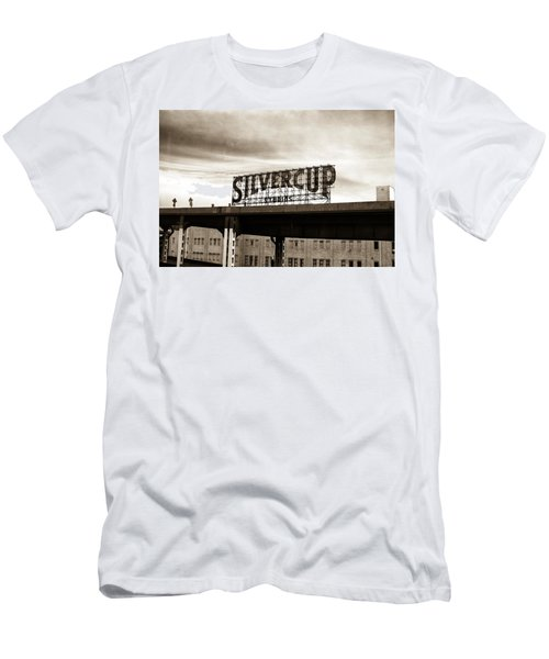 Silvercup Studios Men's T-Shirt (Athletic Fit)