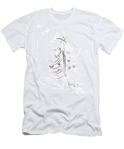 Simple Love Men's T-Shirt (Athletic Fit)