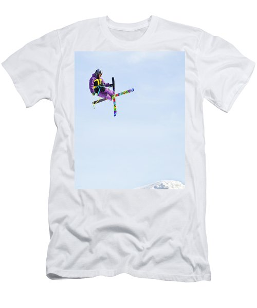 Ski X Men's T-Shirt (Athletic Fit)