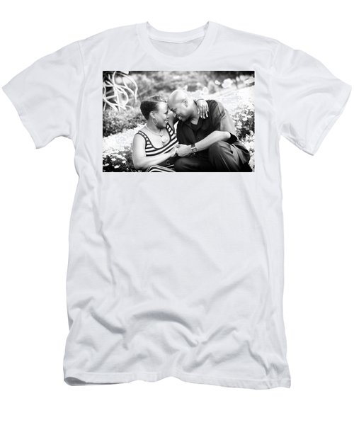 Men's T-Shirt (Slim Fit) featuring the photograph Smith Harper 14 by Coby Cooper