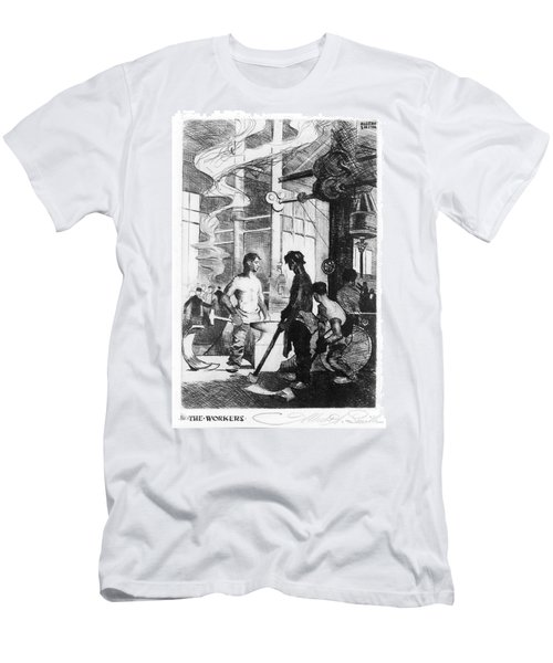Smith Workers, C1930 Men's T-Shirt (Athletic Fit)