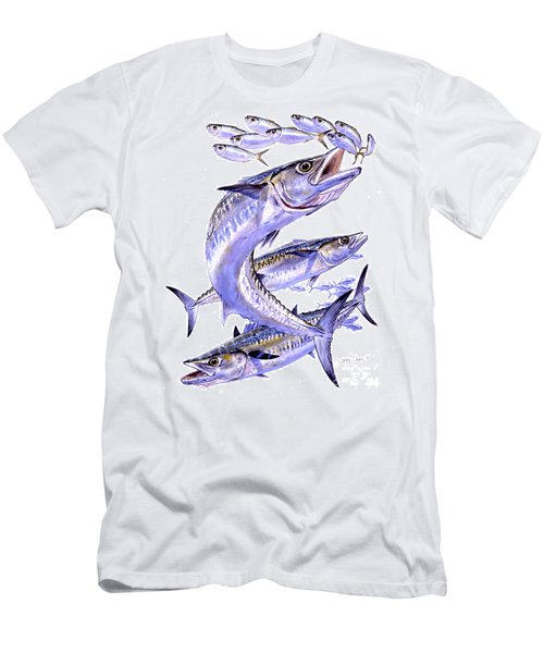 Smokers Men's T-Shirt (Athletic Fit)