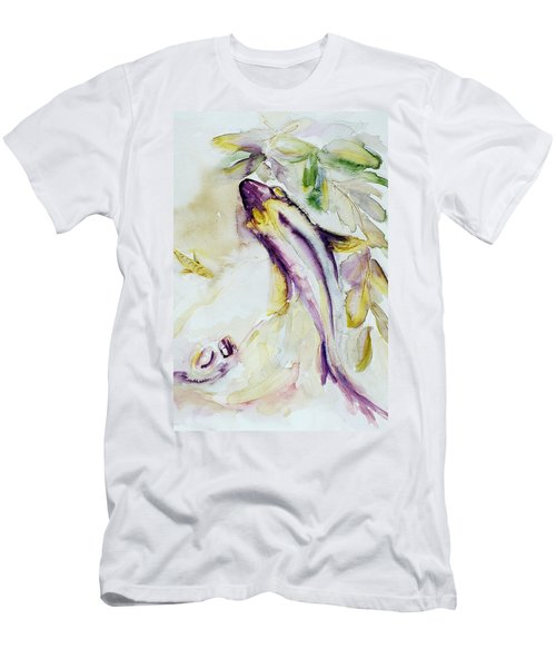 Snapper And Skate Men's T-Shirt (Athletic Fit)
