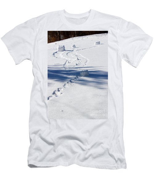 Snow Rollers Men's T-Shirt (Athletic Fit)