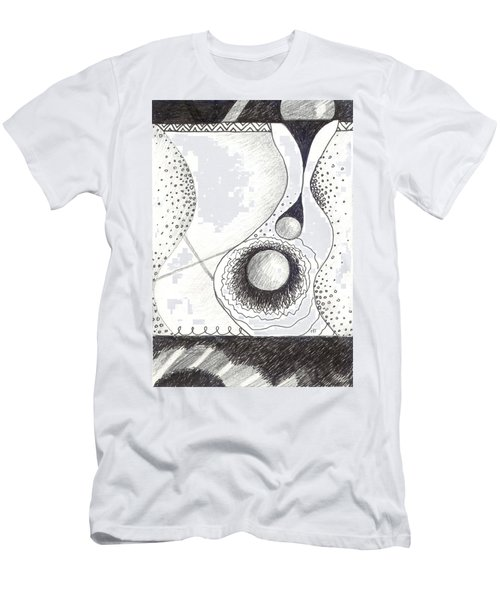 Soft Landings 2 Men's T-Shirt (Athletic Fit)
