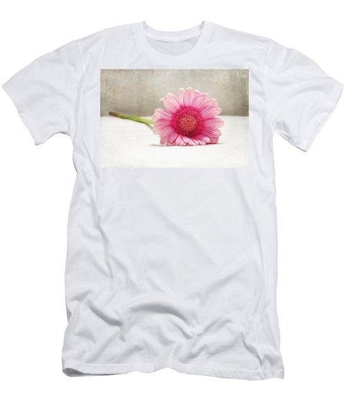 Softness In Pink Men's T-Shirt (Athletic Fit)