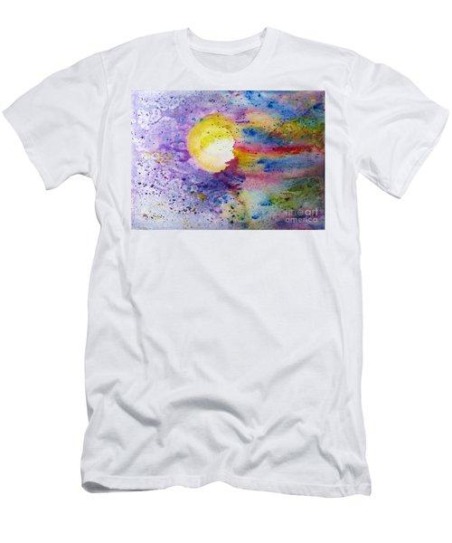 Solar Flair Men's T-Shirt (Athletic Fit)