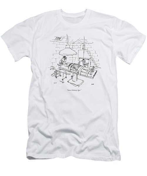 Some Debussy Men's T-Shirt (Athletic Fit)