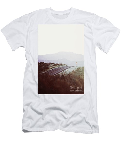 Somewhere Men's T-Shirt (Athletic Fit)
