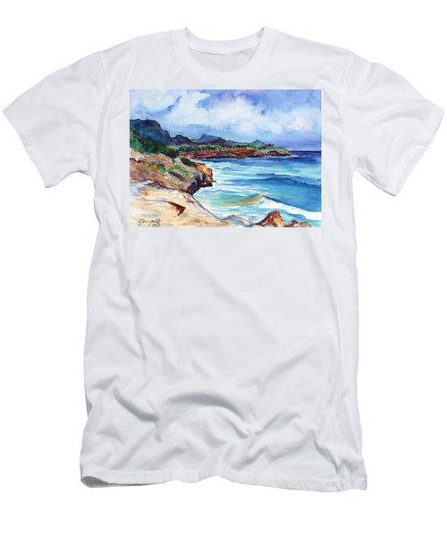 South Shore Hike Men's T-Shirt (Athletic Fit)