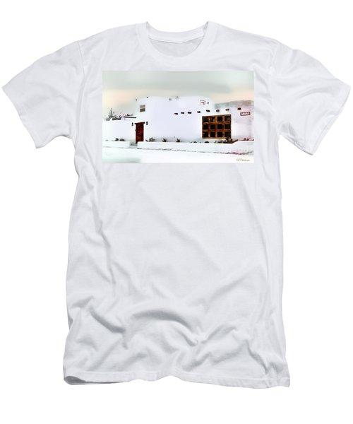 Southwestern Pueblo  Men's T-Shirt (Athletic Fit)
