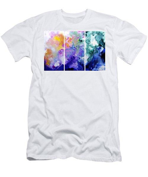 Speak To Me Men's T-Shirt (Athletic Fit)
