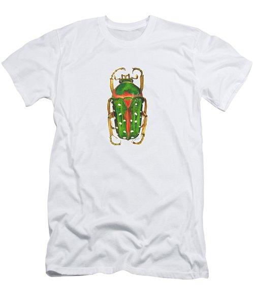 Spotted Flour Beetle Men's T-Shirt (Athletic Fit)