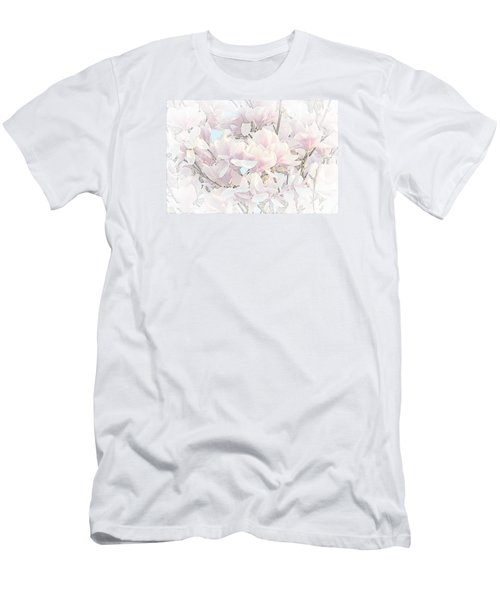 Men's T-Shirt (Slim Fit) featuring the photograph Spring Has Arrived II  by Susan  McMenamin