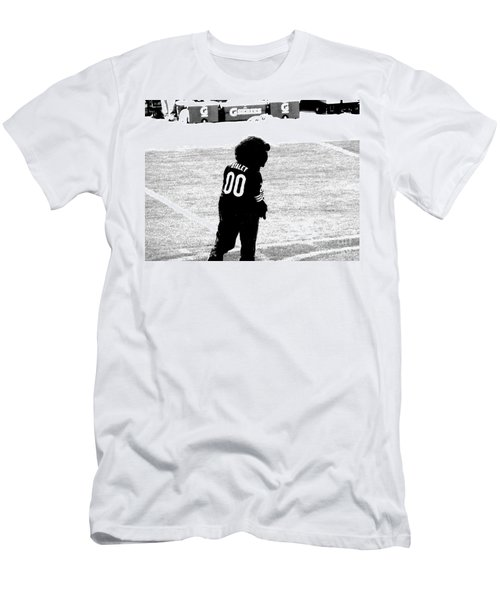 Staley Da Bear 2 Men's T-Shirt (Slim Fit) by Michael Krek
