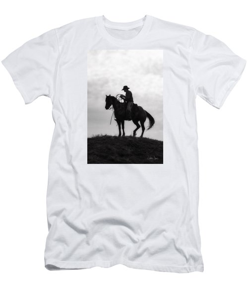 Standing Watch 2013 Men's T-Shirt (Slim Fit) by Joan Davis