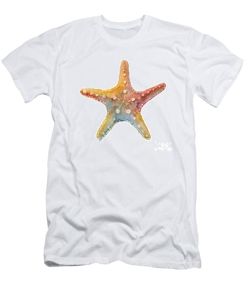 Starfish Men's T-Shirt (Athletic Fit)