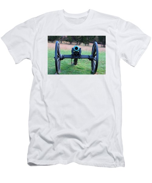 Staring Down The Barrel Men's T-Shirt (Athletic Fit)