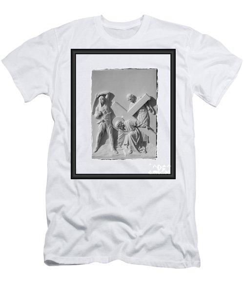 Station I I I Men's T-Shirt (Athletic Fit)