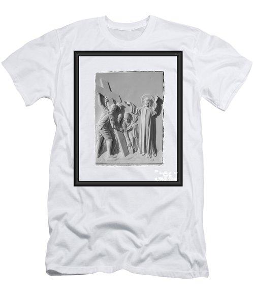 Station I I Men's T-Shirt (Athletic Fit)