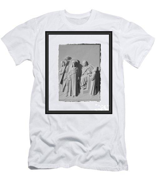 Station I Men's T-Shirt (Athletic Fit)