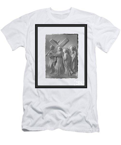 Station I V Men's T-Shirt (Athletic Fit)