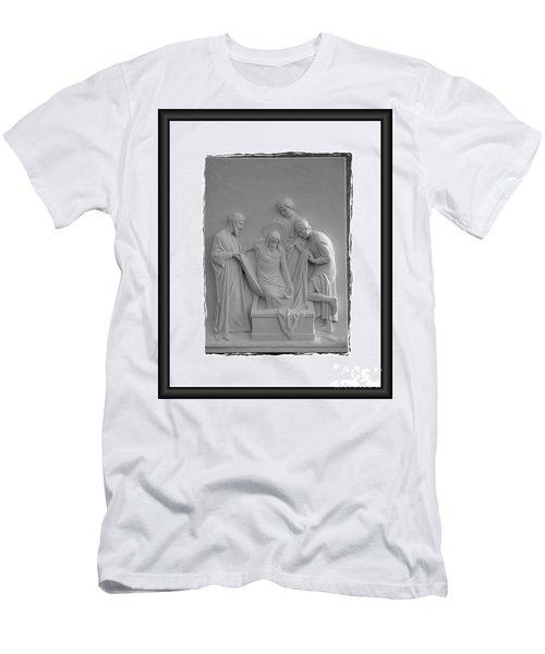 Station X I V Men's T-Shirt (Athletic Fit)