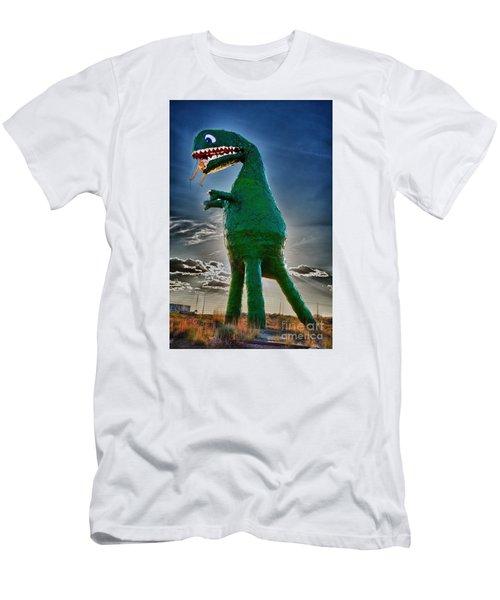 Stewarts Fossils Men's T-Shirt (Slim Fit) by Gary Warnimont