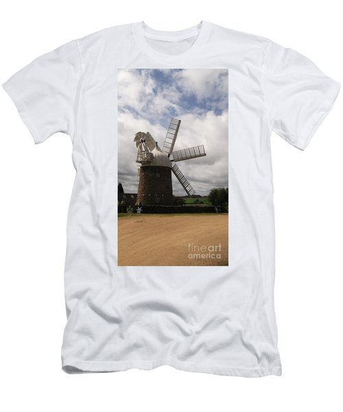 Still Turning In The Wind Men's T-Shirt (Athletic Fit)
