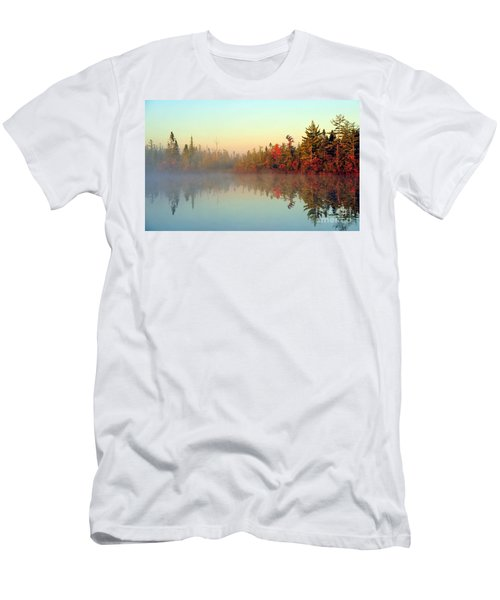 Still Water Marsh Men's T-Shirt (Athletic Fit)