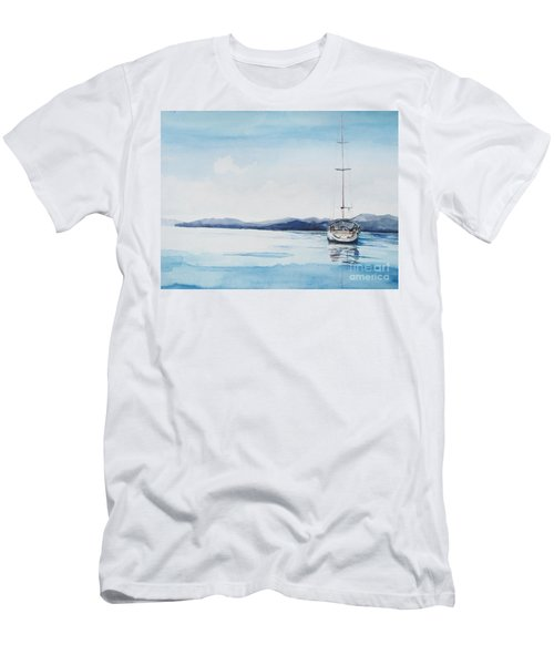 Still Waters Men's T-Shirt (Athletic Fit)