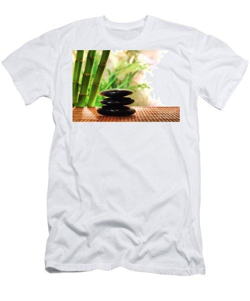 Stone Cairn Men's T-Shirt (Athletic Fit)