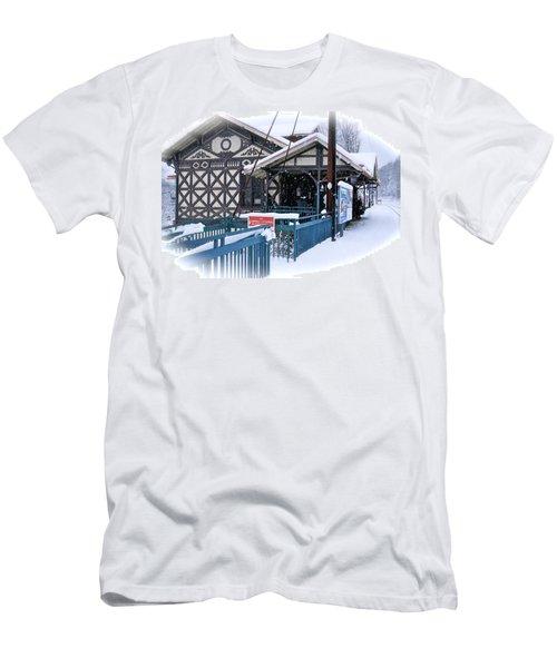 Strafford Station Men's T-Shirt (Athletic Fit)